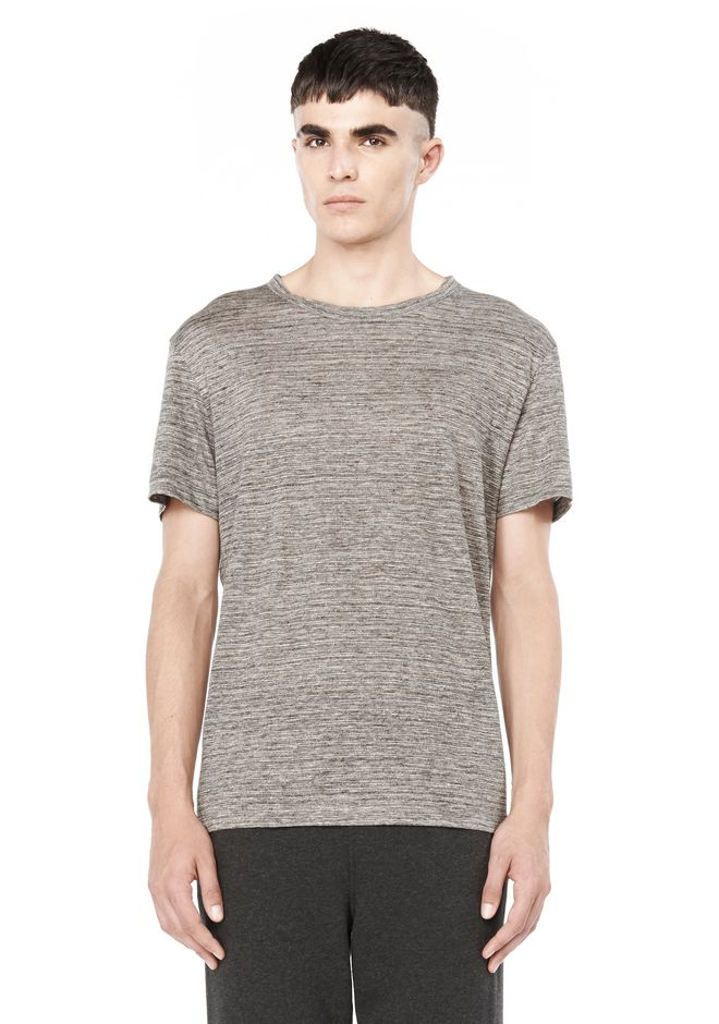 T by ALEXANDER WANG TOPS Men SHORT SLEEVE SHIRT