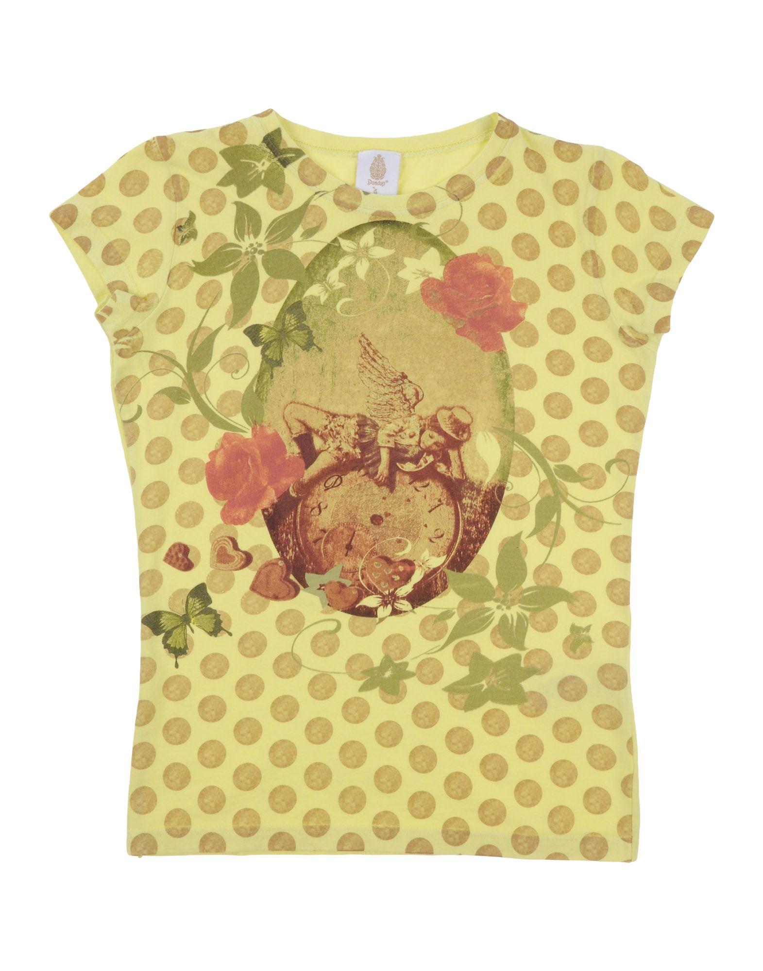 DONDUP DQUEEN T-shirts