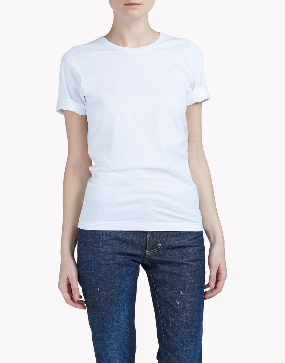 renny t-shirt tops & tees Woman Dsquared2