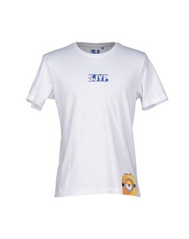 Foto SJYP T-shirt uomo T-shirts