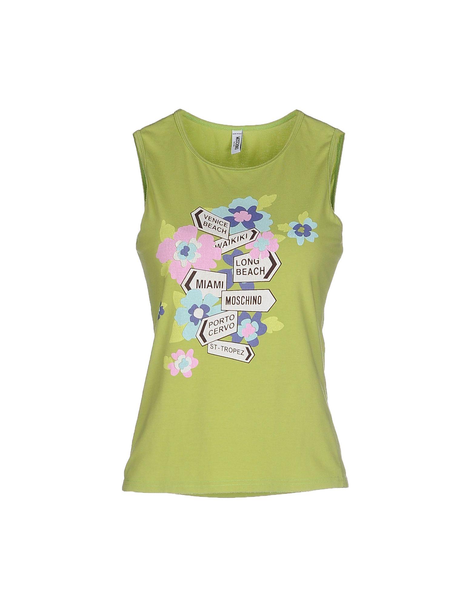 MOSCHINO MARE T-shirts