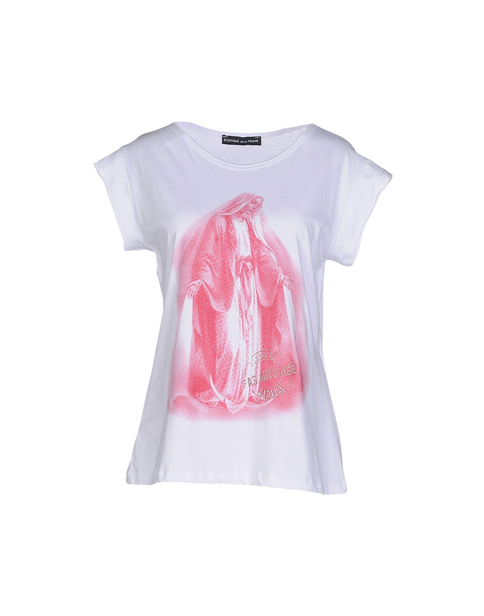 BOUTIQUE DE LA FEMME T-shirts