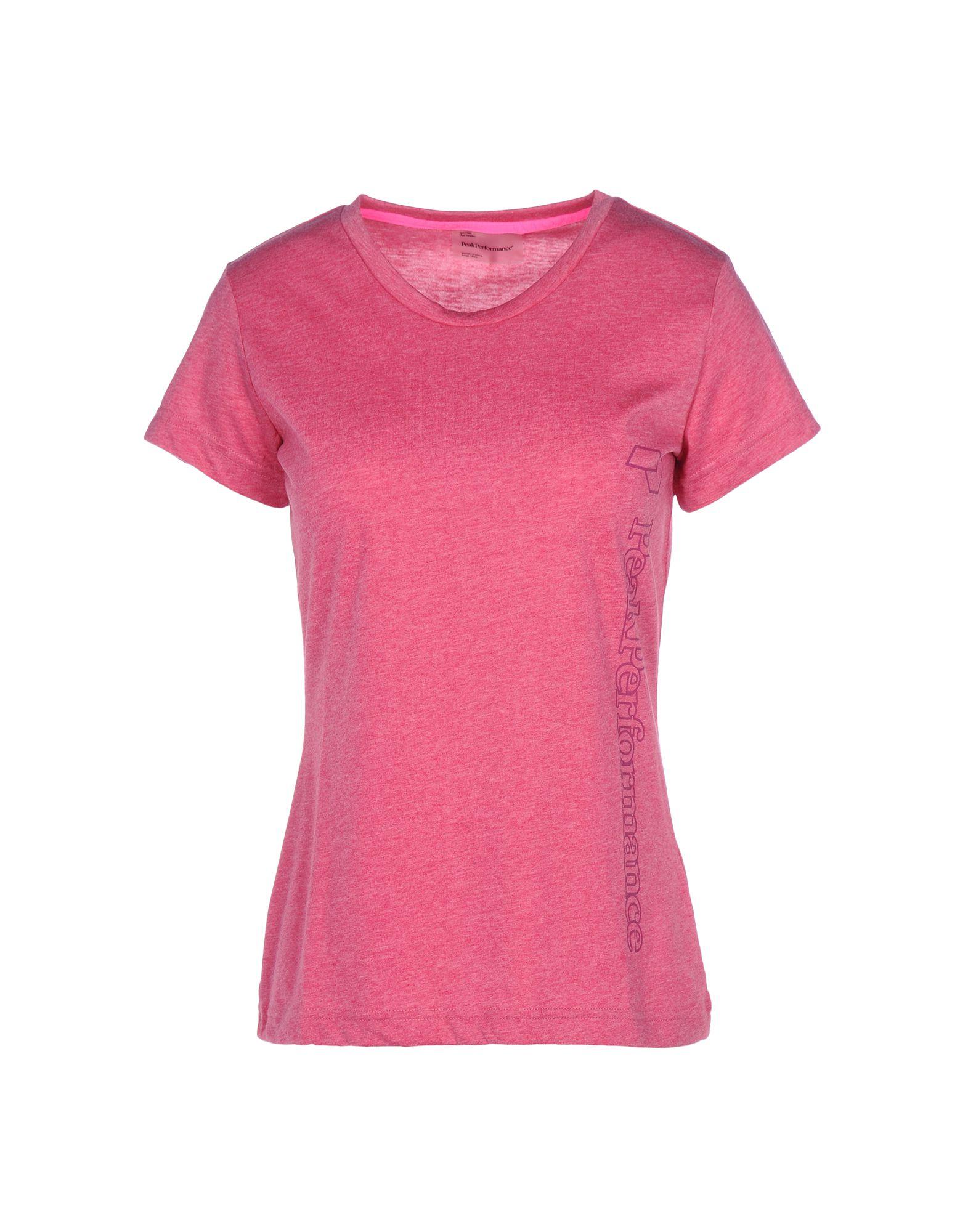 PEAK PERFORMANCE T-shirts