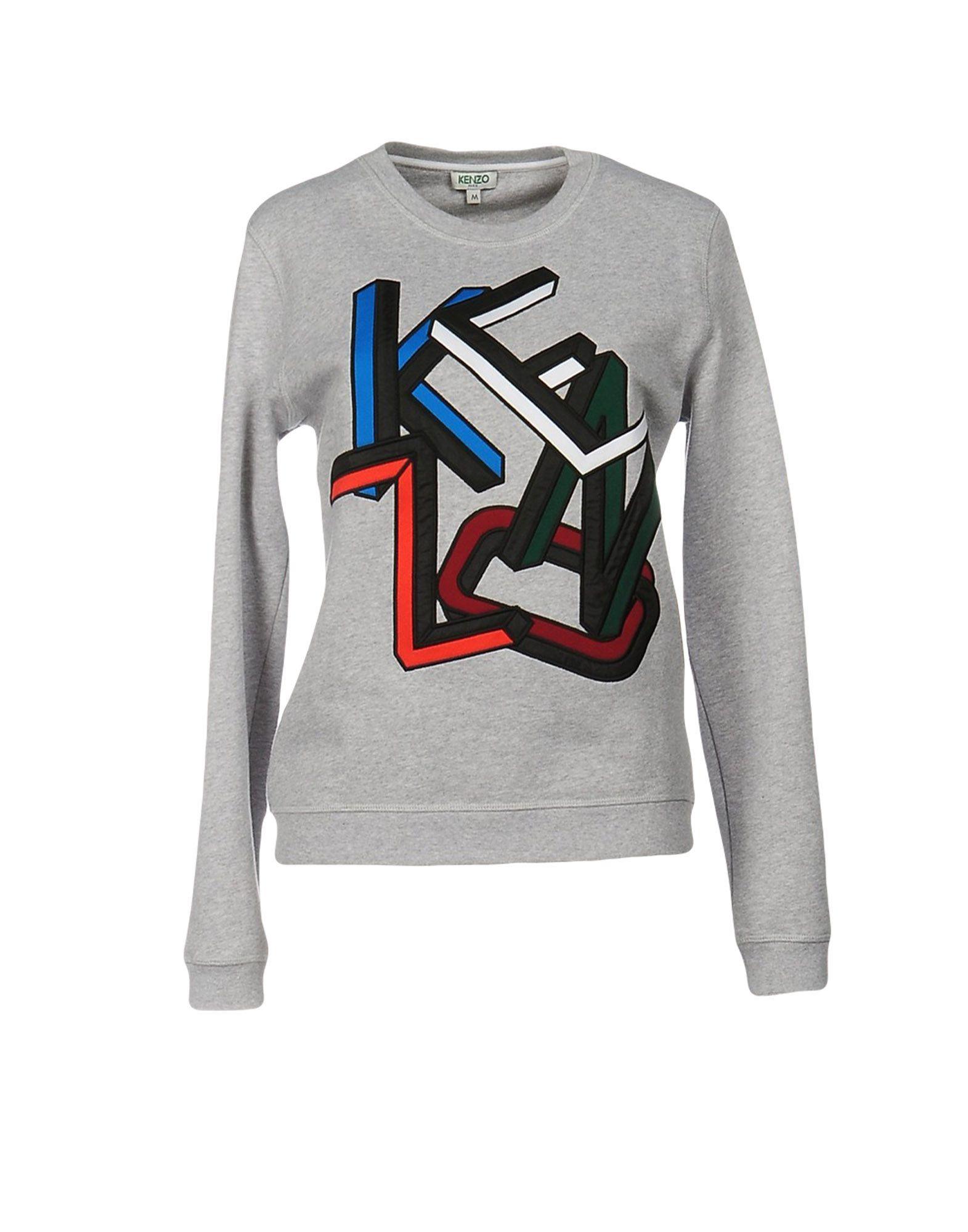 kenzo female kenzo sweatshirts