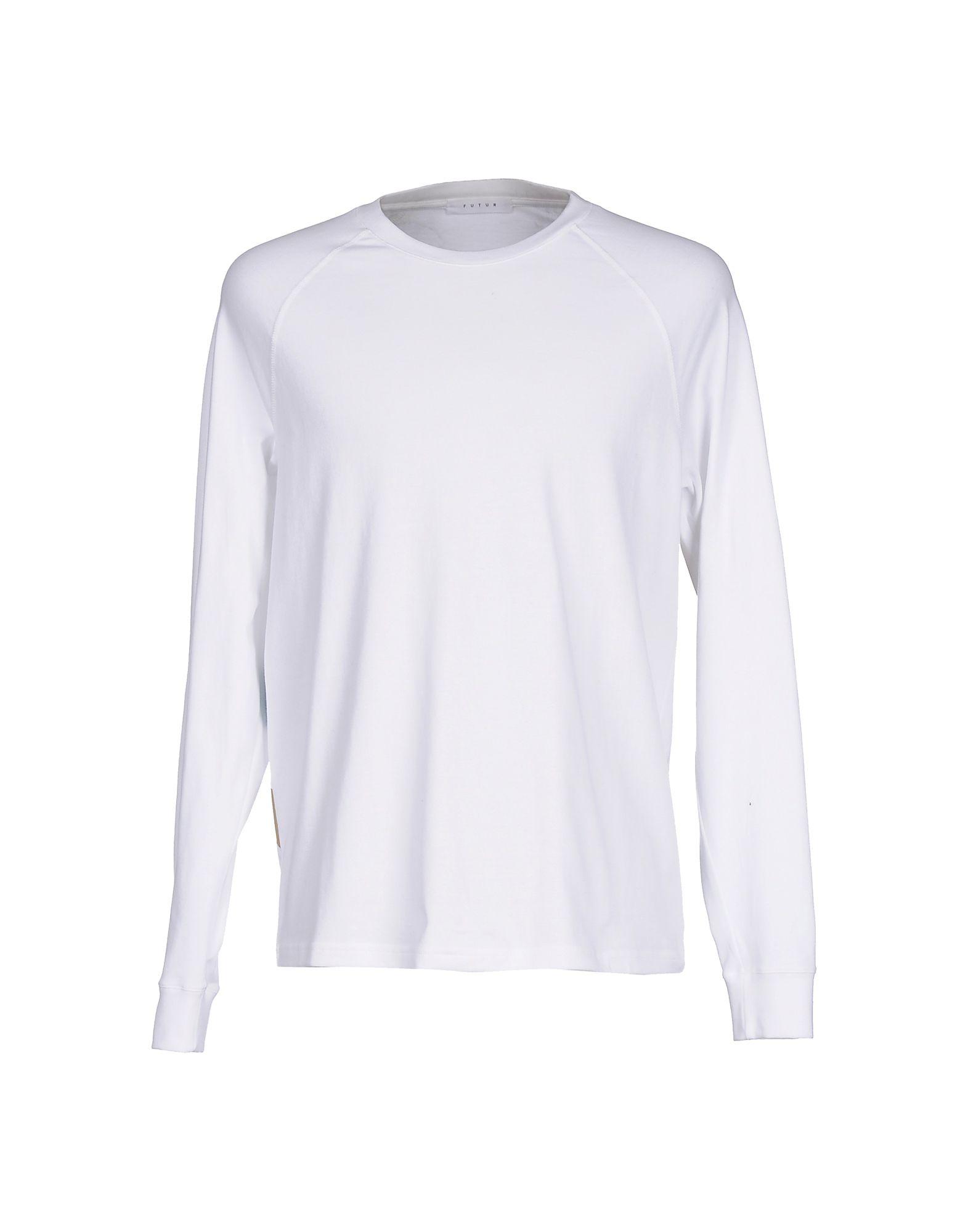 FUTURA Herren T-shirts Farbe Weiß Größe 5