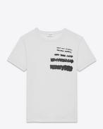 特別プロジェクト ニューヨーク サイン1 tシャツ(ビンテージアイボリー、ブラック / コットンジャージ)