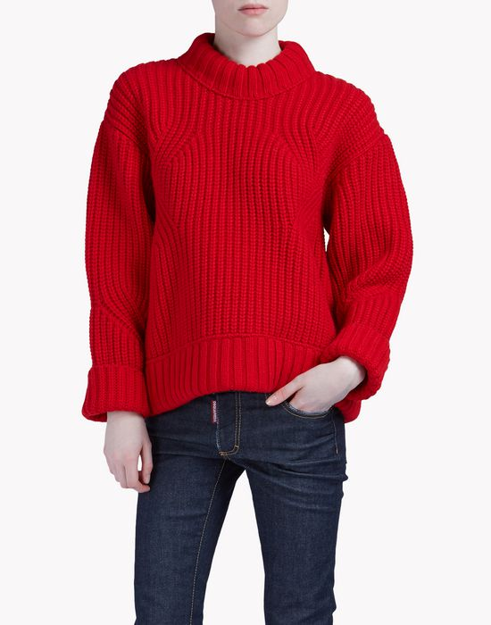 sweater tops & tees Woman Dsquared2