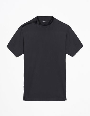 Y-3 ZIP LONG SHIRT TEES & POLOS man Y-3 adidas