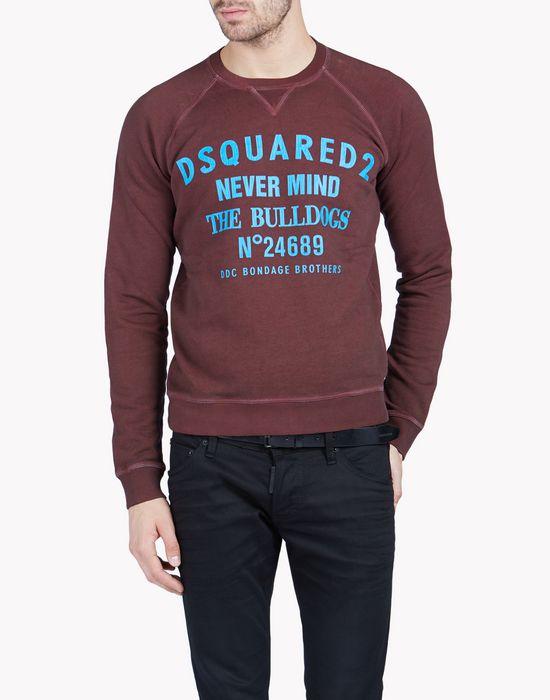 sweatshirt tops & tees Man Dsquared2