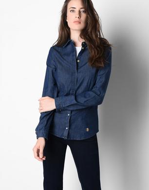 TRUSSARDI JEANS - Camicia jeans