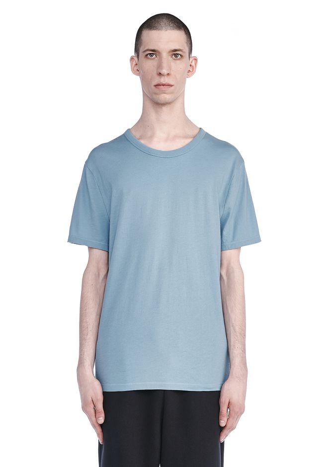 T by ALEXANDER WANG TOPS Men SHORT SLEEVE TEE SHIRT