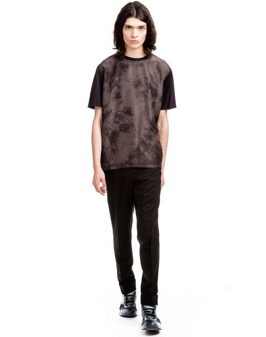 "lanvin ""water lily"" t-shirt men"