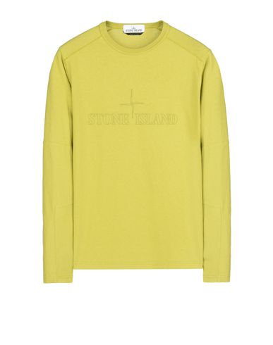 STONE ISLAND Long sleeve t-shirt 246J2 STONE ISLAND HOUSE CHECK INSTITUTIONAL GRAPHIC