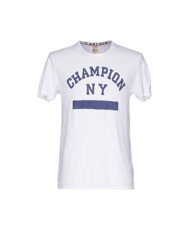 Foto CHAMPION T-shirt uomo T-shirts