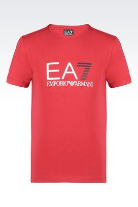 Armani Short sleeved t-shirts Men jersey t-shirt