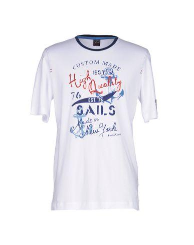 Футболка PAUL & SHARK 37910493DP