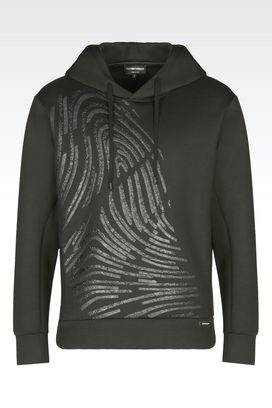 Armani Hoodies Men t-shirts and sweatshirts