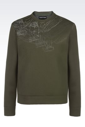 Armani Sweatshirts Men t-shirts and sweatshirts