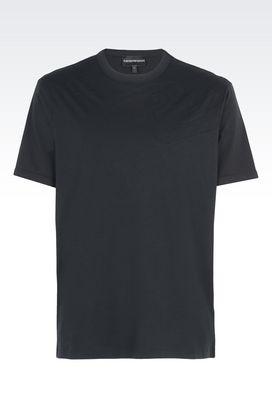 Armani Short-sleeve t-shirts Men t-shirts and sweatshirts