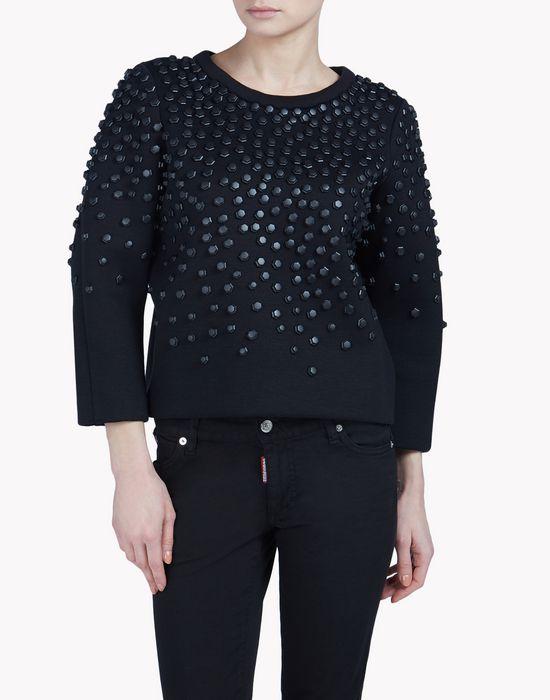 sweatshirt tops & tees Woman Dsquared2