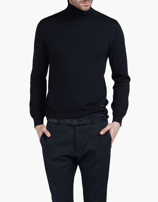 turtleneck pullover 上衣&t恤 男 Dsquared2