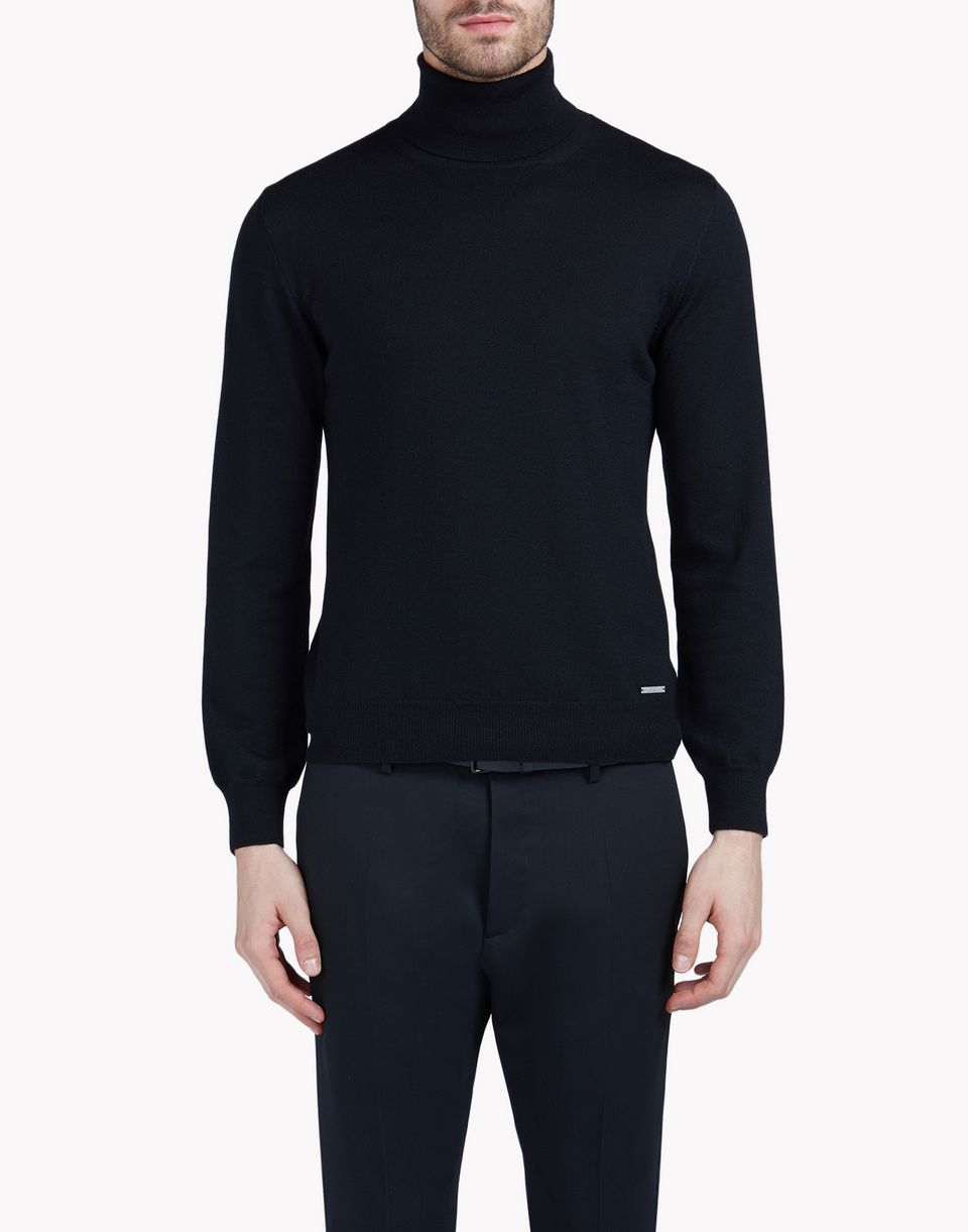 turtleneck pullover top wear Man Dsquared2