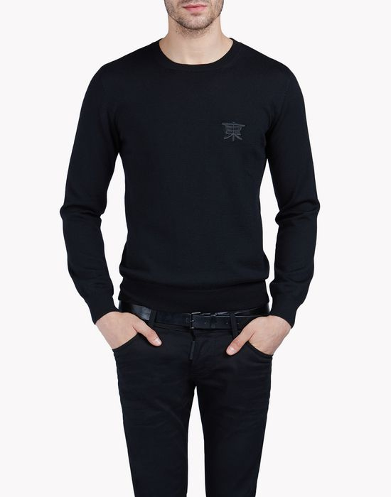 pullover tops & tees Man Dsquared2