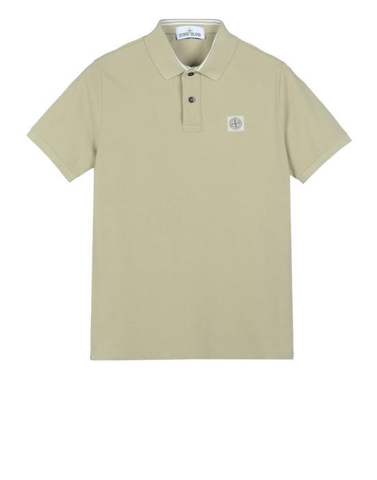 STONE ISLAND Polo shirt 22S15