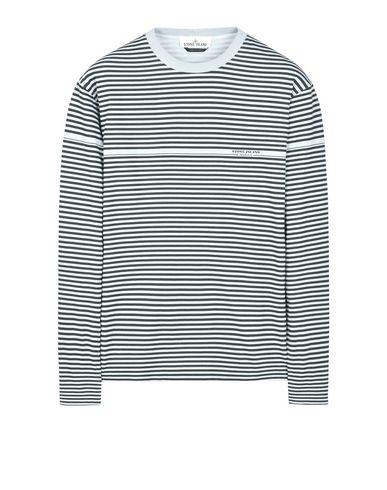 STONE ISLAND Long sleeve t-shirt 2SNXM STONE ISLAND MARINA