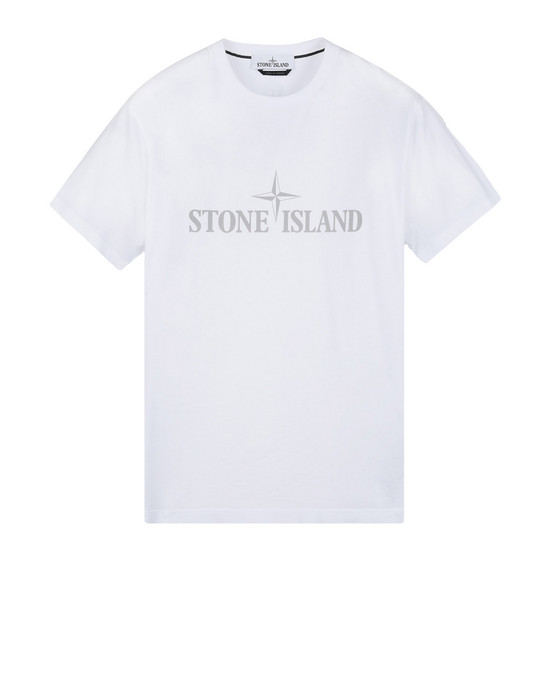 STONE ISLAND Short sleeve t-shirt 2NS83 'INSTITUTIONAL'