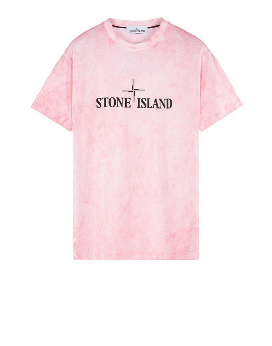 STONE ISLAND Short sleeve t-shirt 2NS86