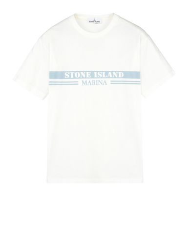 STONE ISLAND Short sleeve t-shirt 2NSXE STONE ISLAND MARINA