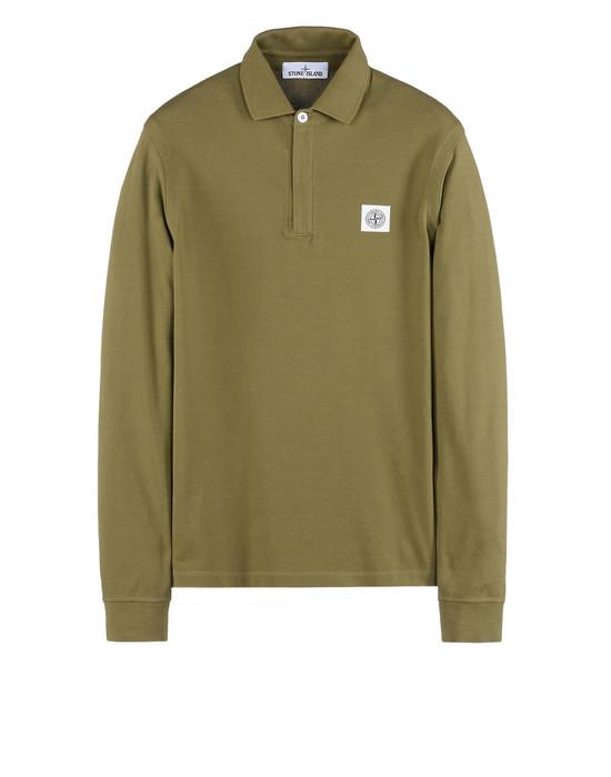 STONE ISLAND Polo shirt 20618