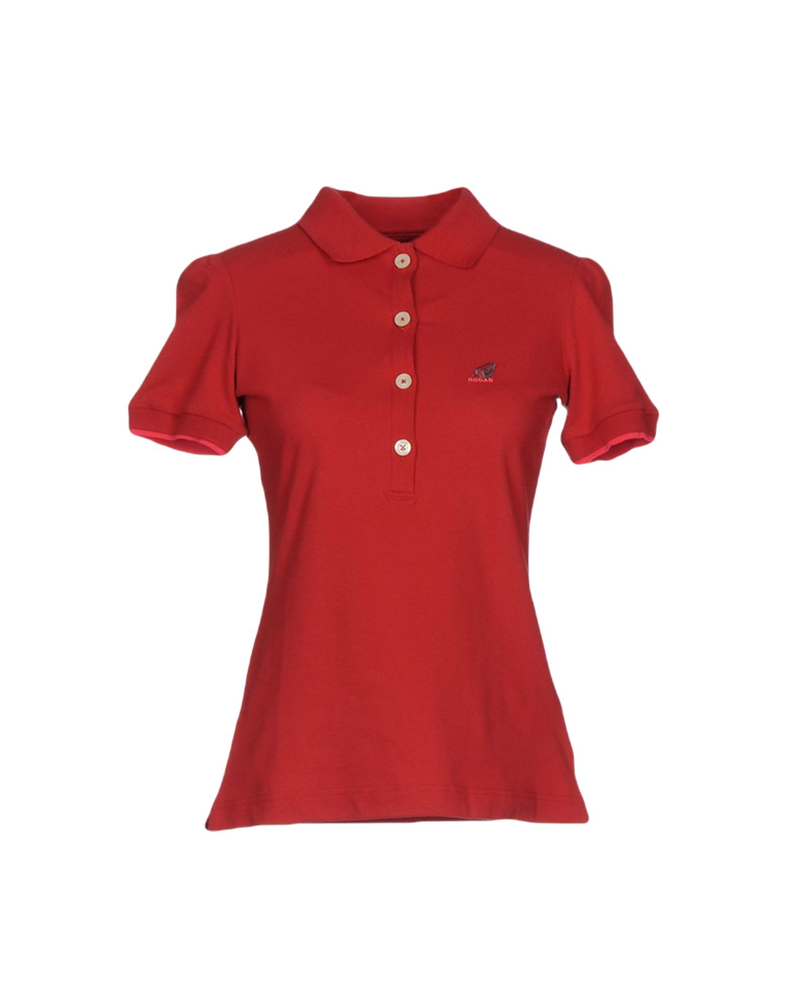 hogan female hogan polo shirts