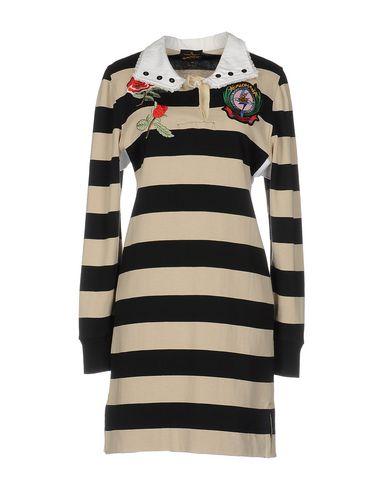 Короткое платье VIVIENNE WESTWOOD ANGLOMANIA 37945747MH