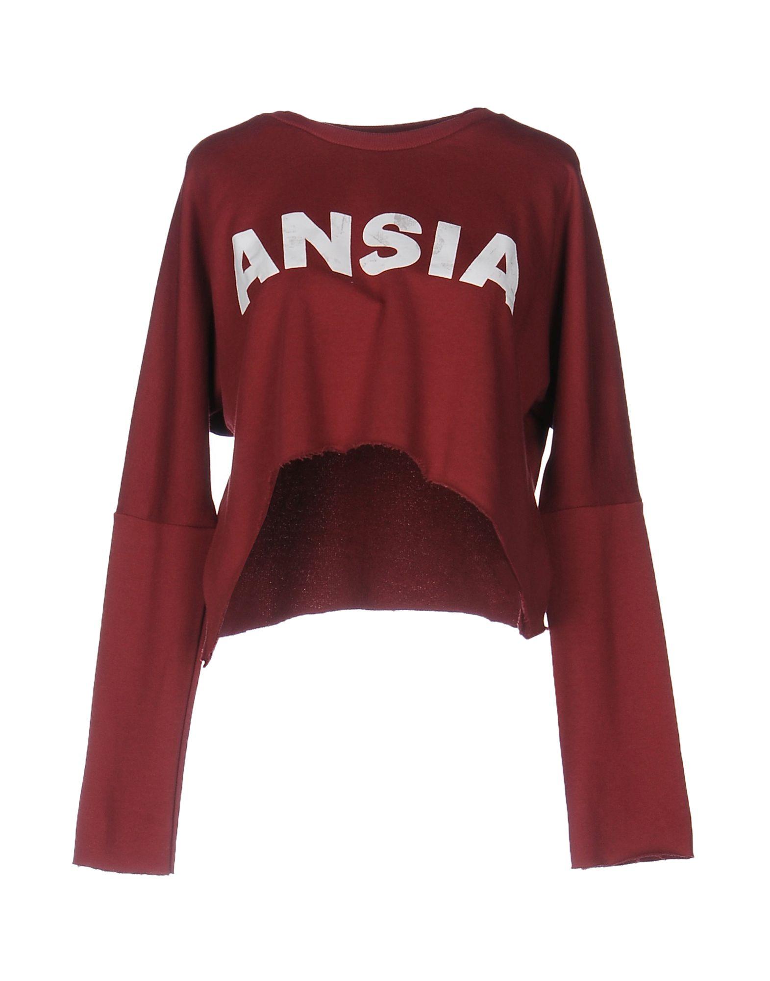 ansia female ansiatrade sweatshirts