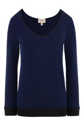 Armani Blouses Women textured jacquard blouse