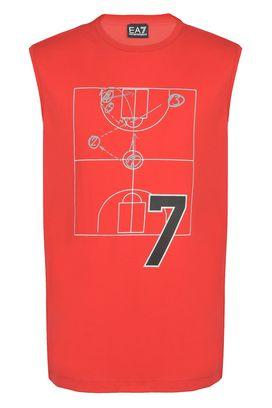 Armani Canotte Uomo t-shirt in cotone