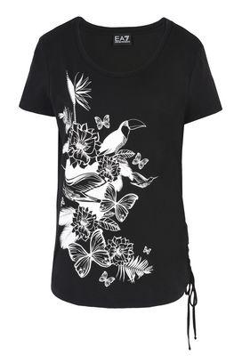 Armani T-Shirt manica corta Donna t-shirt in cotone