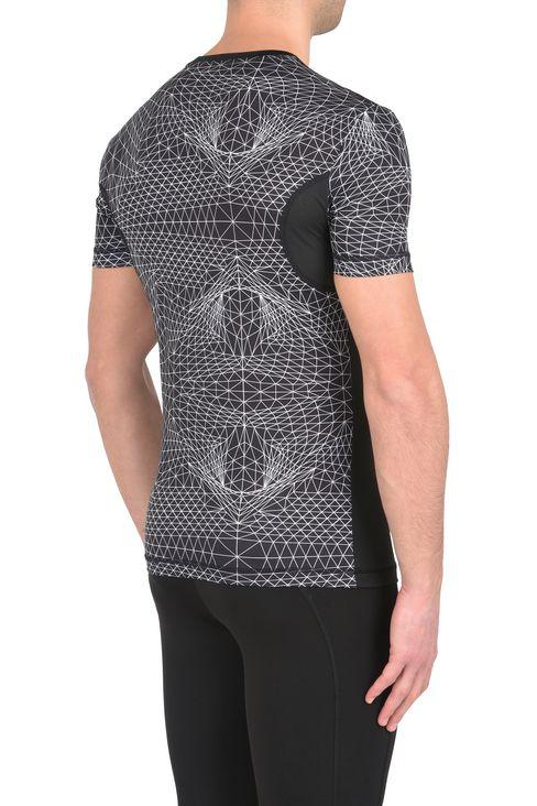 T-SHIRT IN JERSEY STRETCH : T-Shirt manica corta Uomo by Armani - 3