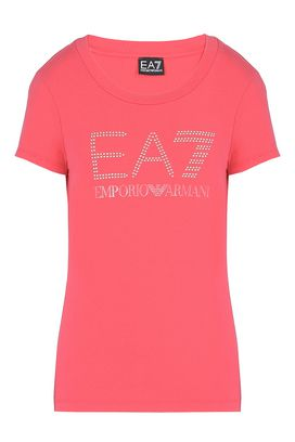 Armani Short sleeved t-shirts Women t-shirts and sweatshirts