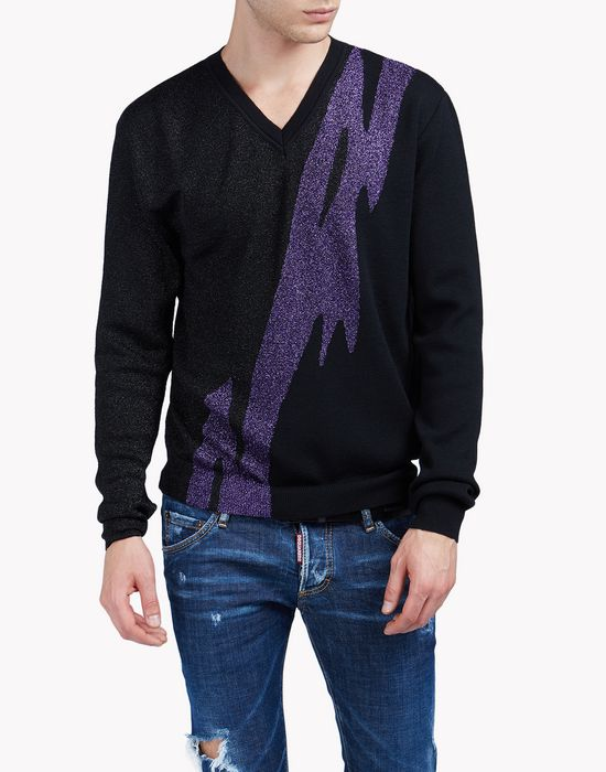 flash sweater camisetas y tops Hombre Dsquared2