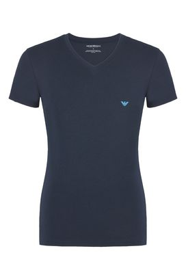Armani T-shirt intime Uomo t-shirt in cotone stretch