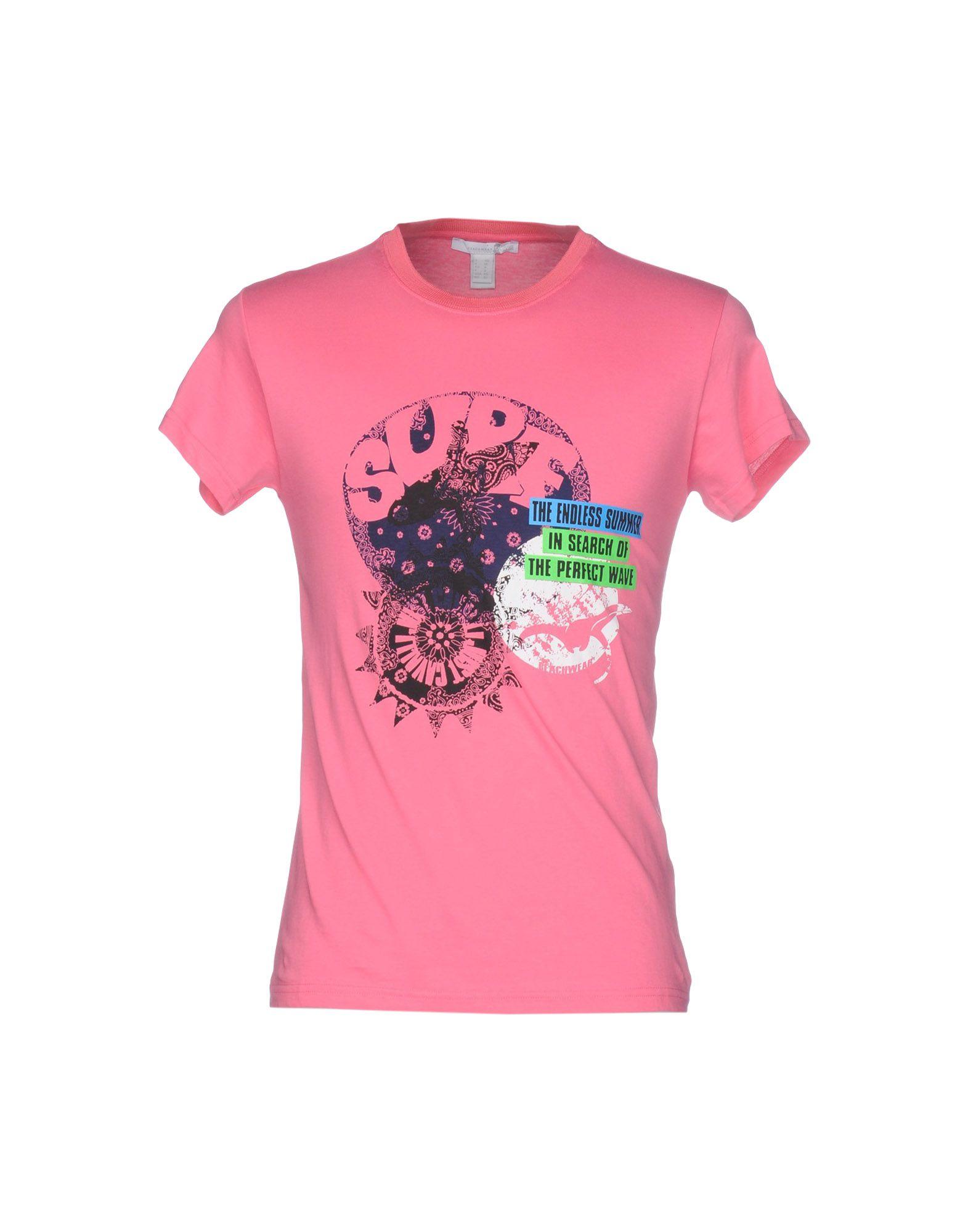 JUST CAVALLI BEACHWEAR T-shirts