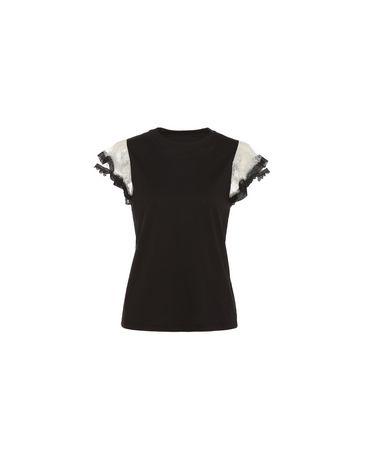 REDValentino MR3MG05G2T6 11R T-Shirt Woman a