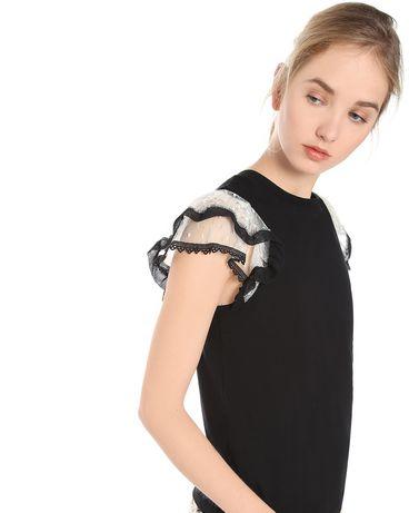REDValentino MR3MG05G2T6 11R T-Shirt Woman d