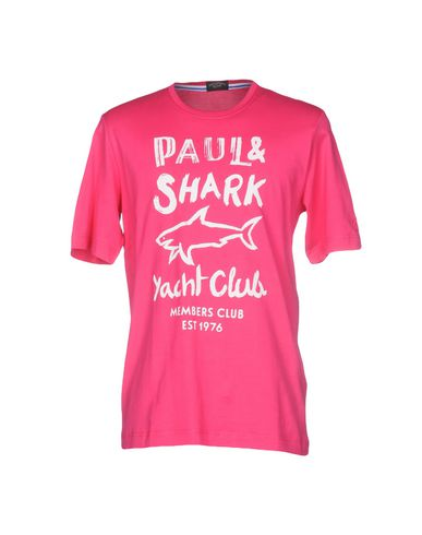 Футболка PAUL & SHARK 37965278SP
