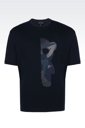 Armani T-shirts Men t-shirts and sweatshirts