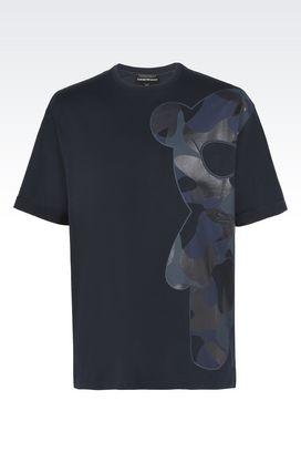 Armani T-shirts Men t-shirts and sweatshirts