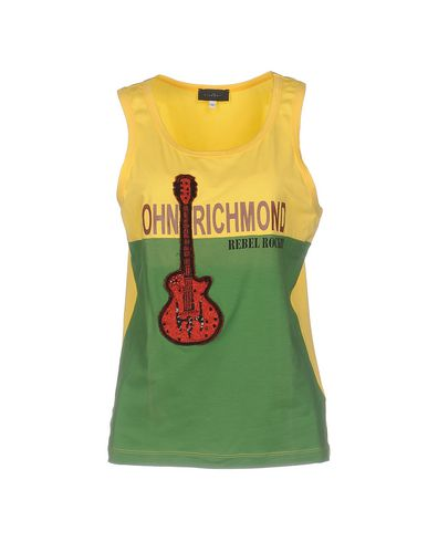 JOHN RICHMOND Футболка john richmond beachwear футболка без рукавов